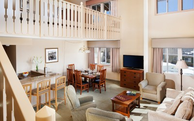 Executive Two Bedroom Loft